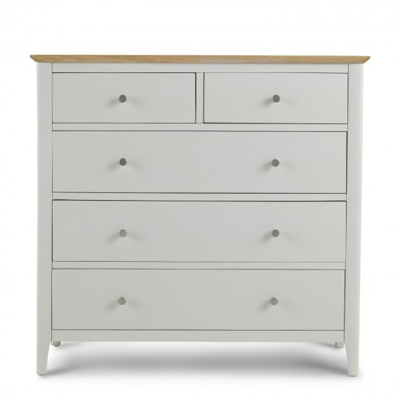 Mariah Painted 2 Over 3 Chest Drawers