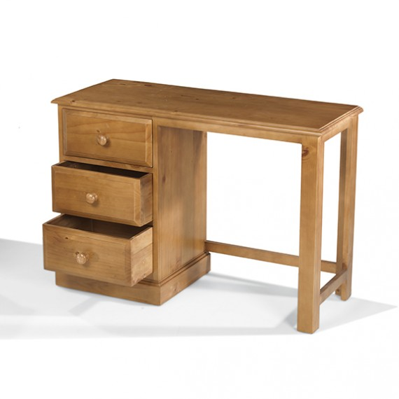 Country Pine Dressing Table