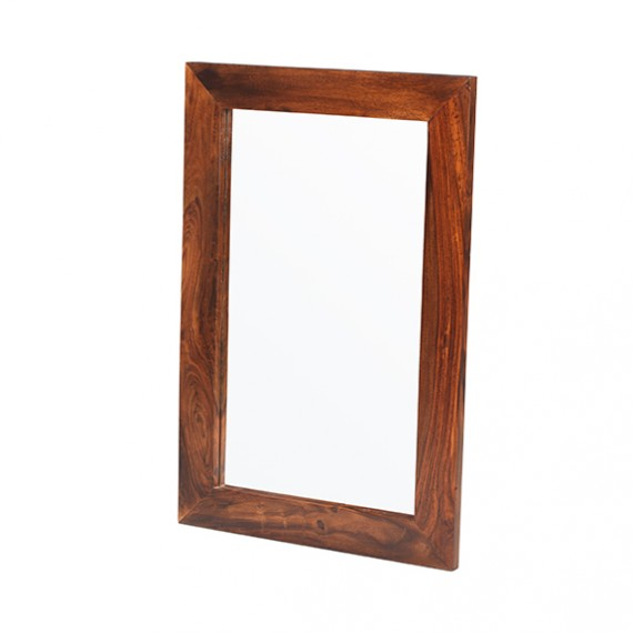 Cuba Sheesham Small Mirror