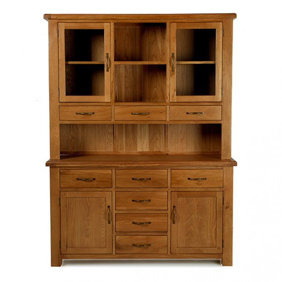 Emsworth Oak Large Dresser