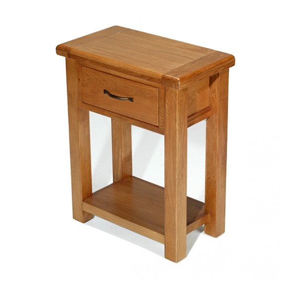 Emsworth Oak Small Hall Table