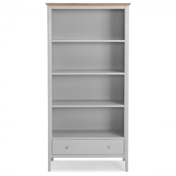 Elstead Painted Large Bookcase