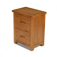 Emsworth Oak Office Filing Cabinet