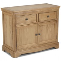 Loraine Natural Oak Living & Dining Small Sideboard