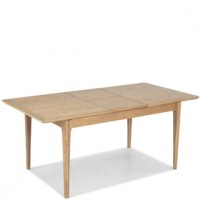 Enfield Oak 140/180cm Extended Dining Table