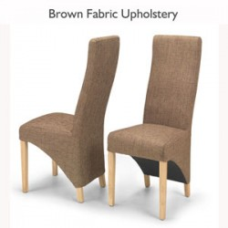 Avon Chair Natural Leg Beige Tweed