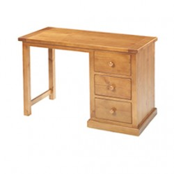 Chunky Pine Dressing Table