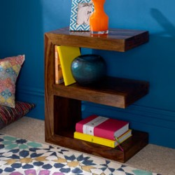 Cuba Sheesham End Table