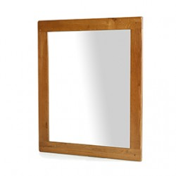 Emsworth Oak Large Wall Mirror