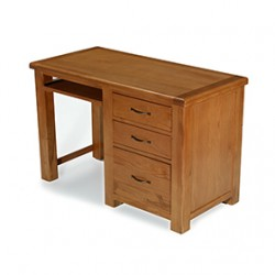 Emsworth Oak Office Desk