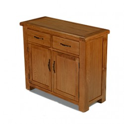 Emsworth Oak Standard 2 Door Sideboard