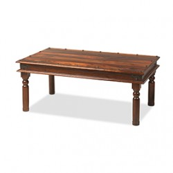 Jali Sheesham 110 cm Thakat Coffee Table