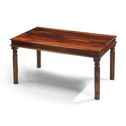 Jali Sheesham 140 cm Thakat Dining Table