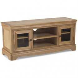 Loraine Natural Oak Living & Dining Plasma TV Cabinet