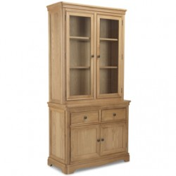 Loraine Natural Oak Living & Dining Small Dresser