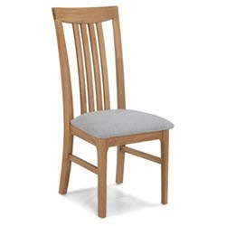 Enfield Oak Dining Chair Pair