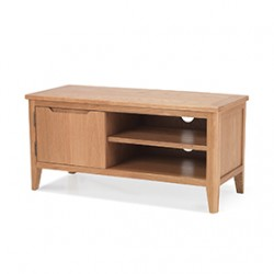 Cadley Oak Small TV Unit