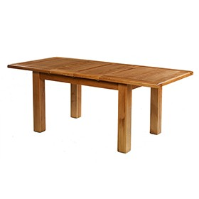 Emsworth Oak 132-198 cm Extending Dining Table