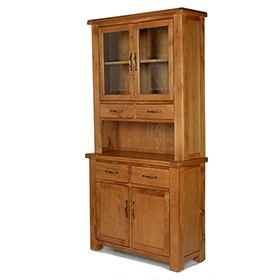 Emsworth Oak Small Dresser
