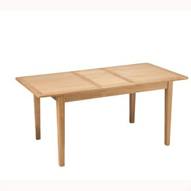 Cadley Oak Extended Dining Table