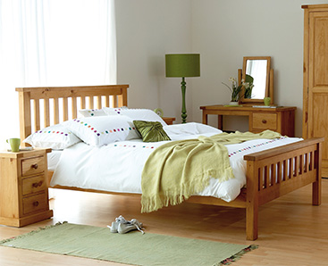 Affordable Pine Furniture Collection | Lifestyle Furniture UK
