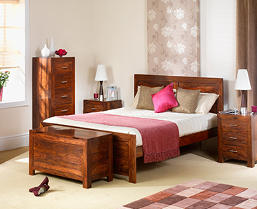 SHEESHAM BEDROOM FURNITURE Sheesham Bedroom