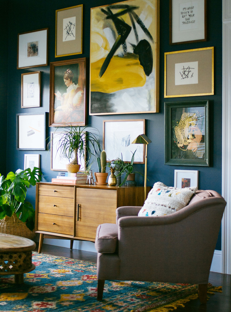 Art – Personalise A Rented Apartment