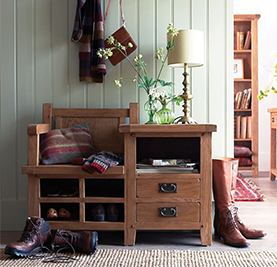 Choosing Furniture For Your Hallway